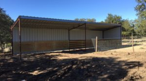 Hill Country Metal Barn Builders CMW Contractors