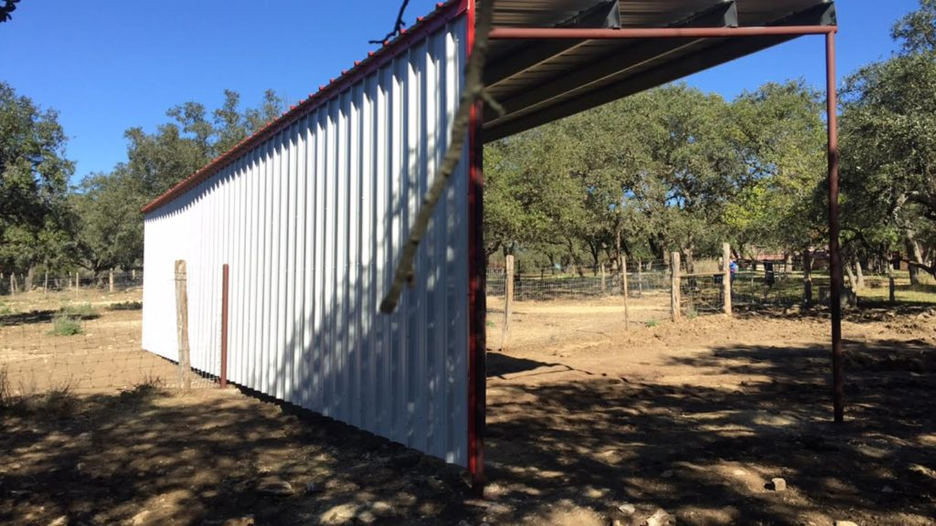 Metal Building Contractor Blanco Texas
