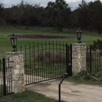 Hill Country Gate Builder