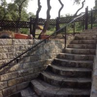 Metal Hand Rail Installation Boerne
