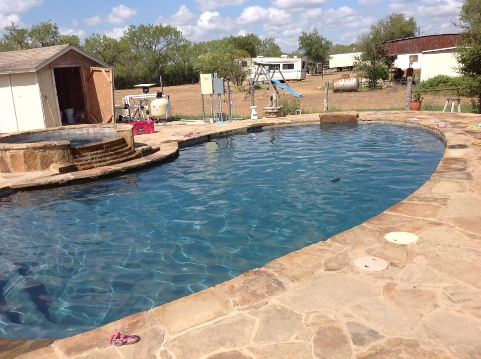 Swimming Pool Cmw General Contractors