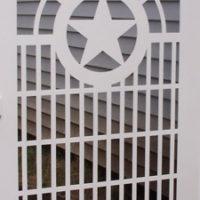 Custom Metal Gates Texas Hill Country