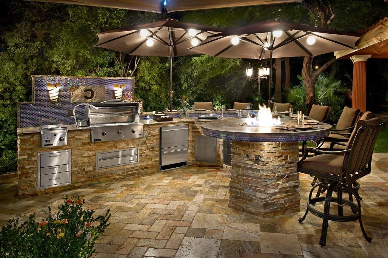 Outdoor Kitchen Designs In 2019 Cmw General Contractors